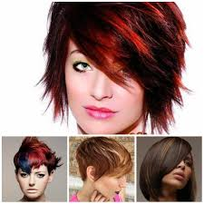 short hairstyles with trendy highlights 2017 u2013 new hairstyles 2017