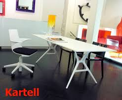 bureau kartell spoon table de kartell quartz design home
