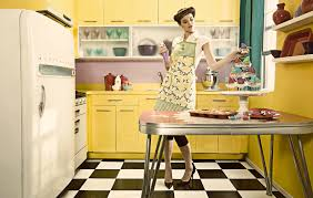 cupcake 1950 u0027s kitchen set design styling dana de lara hair