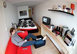 living in a shipping container home home interior design