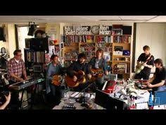 Tiny Desk Concert Mother Falcon Iron And Wine Npr Music Tiny Desk Concert The Hirsute Sam Beam