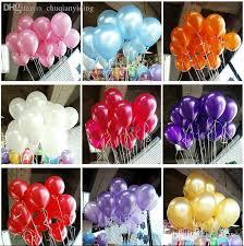 balloon wholesale wholesale hot sale 1 2gmetallic helium thickening