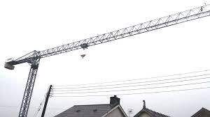 linden comansa tower crane in coalisland mantis cranes