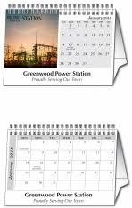 Small Easel Desk Calendar Calendar Company Custom Personalized Calendars