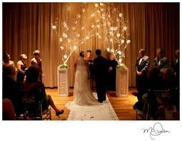 wedding altar backdrop s 39s diy entry is a magnetic paper accordion