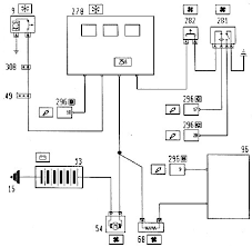 fiat cooling fan wiring diagram fiat wiring diagrams collection