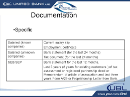 employment certificate with salary training session on general housing finance ppt video online