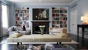 salon sans canapé design interieur salon blanc noir canapé gris perle méridienne