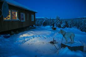 alaska house meet the caribou hunter of arctic village alaska u2014 high country news