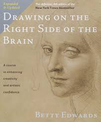 drawing on the right side of the brain the definitive 4th