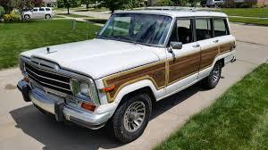 1989 jeep wagoneer 1989 jeep grand wagoneer amc 360 v8 for sale in belleville michigan