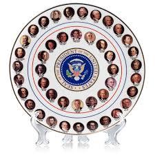 House Plate Inaguration Day 2009 President Barack Obama 8th Year