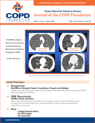 Anatomy And Physiology Of Copd Pathophysiology Of Emphysema Journal Of Copd Foundation