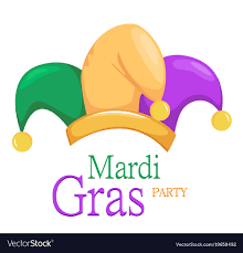 jester mardi gras mardi gras jester hat royalty free vector image