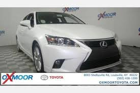 lexus 200h for sale used lexus ct 200h for sale in louisville ky edmunds