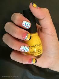 back to nail art