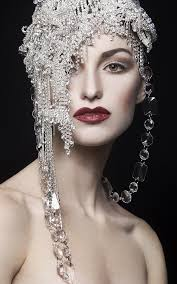 jewelled headdress pin by tablescapes by design on great gatsby roaring 20s