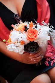 Ben And Olivia U0027s Halloween Wedding Jackie U0027s Flowers