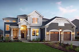 Luxury Exterior Homes - exterior design chic exterior design by tilson homes with bricked
