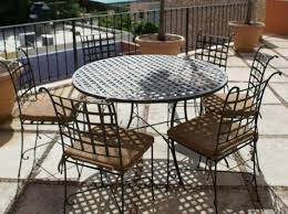 Mexican Patio Furniture Sets Wrought Iron