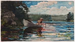 vintage halloween artwork learn more about winslow homer portland museum of art