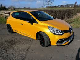 renault yellow first drives renaultsport clio 200 turbo edc megane rs 265 cup