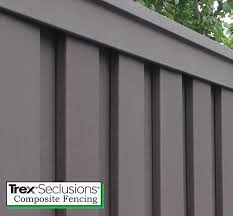 grey fence pickets for backyard fencing and landscape ideas for