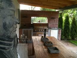 aussenküche bauanleitung napoleon grill außenküche wohn t räume napoleon
