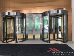 automatic doors revolving doors self loading concrete mixers