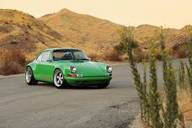 wallpaper classic porsche singer vehicle design restored reimagined reborn