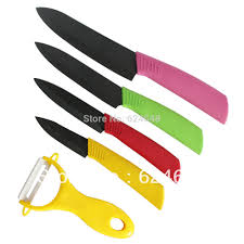 coloured kitchen knives online shop new arrival kitchen decorations chef ceramic