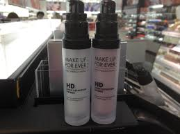 product review make up for ever hd high definition primer lots