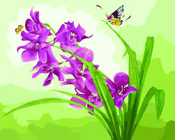 Home Decor Wall Paintings Compare Prices On Butterfly Canvas Painting Online Shopping Buy