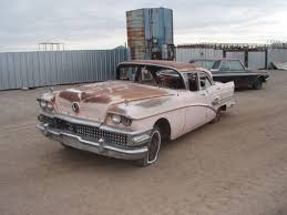 1958 buick speacil 58bu8329c desert valley auto parts