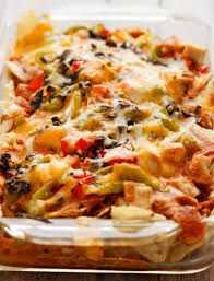mexican chicken casserole with tortilla chips recipe mexican