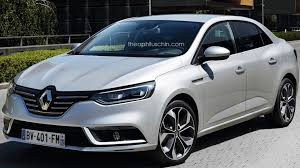 renault fluence trunk new renault fluence rendered based on spy photos