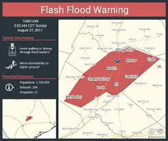 Austin Flooding Map by Flash Flood Warning Including Austin Tx Pflugerville Tx Wells