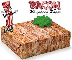 awesome wrapping paper bacon wrapping paper awesome stuff the online catalogue