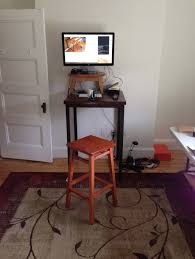 small stand up desk uncategorized stand up desk diy in imposing standing desk office