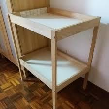Sniglar Change Table Ikea Sniglar Changing Table Babies Others On Carousell