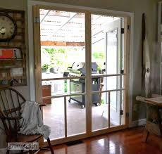 what are patio doors vitrines