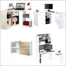 bureau avec rangement pas cher bureau d angle blanc pas cher petit bureau avec rangement eyebuy