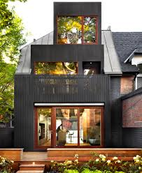 Modern Traditional House Tongtong Transforms Traditional Toronto House Into Tasteful Modern