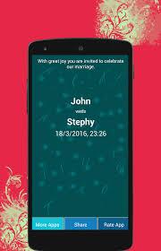 invitation maker app wedding invitation apps best of wedding invitation maker android