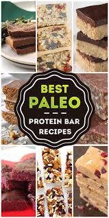 50 best paleo protein bar recipes for 2017
