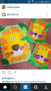37 best lion craft idea for kids images on pinterest lion craft