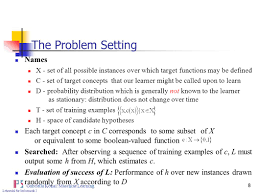 computational learning theory ppt video online download
