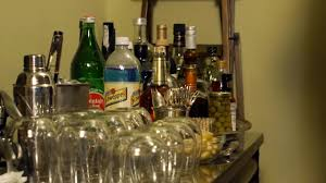 how to stock a home bar at home with p allen smith youtube