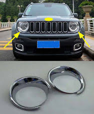 custom jeep tail light covers front car truck headlight tail light covers for jeep renegade ebay