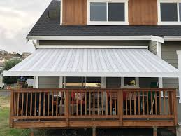 Motorized Awning Project Gallery Pure Tech Window Fashion